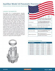 Cover Model10 Installation and Maintenance Guide-01