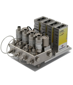 Photo of Multichannel Electronic Pilot Controller (for automated control)