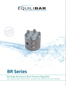 Cover Equilibar Non-Clogging Supercritical and Blockage Resistant BR Series